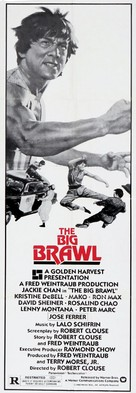 The Big Brawl - Movie Poster (xs thumbnail)