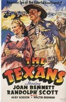 The Texans - Movie Poster (xs thumbnail)
