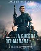 The Tomorrow War - Mexican Movie Poster (xs thumbnail)