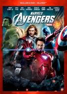 The Avengers - DVD movie cover (xs thumbnail)