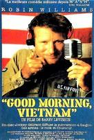 Good Morning, Vietnam - French Movie Poster (xs thumbnail)