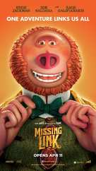 Missing Link - Singaporean Movie Poster (xs thumbnail)