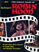The Ribald Tales of Robin Hood - DVD cover (xs thumbnail)