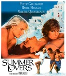 Summer Lovers - Blu-Ray cover (xs thumbnail)