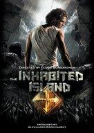 Obitaemyy ostrov - DVD cover (xs thumbnail)