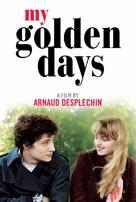 Trois souvenirs de ma jeunesse - DVD movie cover (xs thumbnail)