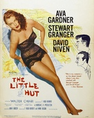 The Little Hut - Movie Poster (xs thumbnail)