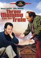 Throw Momma from the Train - DVD cover (xs thumbnail)
