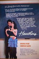 Heathers - Movie Poster (xs thumbnail)