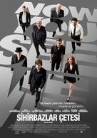 Now You See Me - Turkish Movie Poster (xs thumbnail)