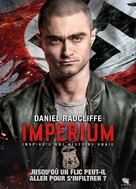 Imperium - French DVD movie cover (xs thumbnail)
