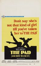 The Pad and How to Use It - Movie Poster (xs thumbnail)