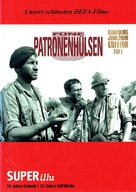 Fünf Patronenhülsen - German DVD movie cover (xs thumbnail)