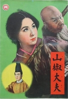 Sanshô dayû - Japanese Movie Poster (xs thumbnail)