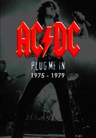 AC/DC: Plug Me In - DVD cover (xs thumbnail)