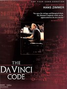 The Da Vinci Code - For your consideration movie poster (xs thumbnail)