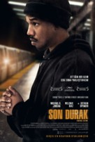 Fruitvale Station - Turkish Movie Poster (xs thumbnail)
