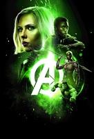 Avengers: Infinity War - Chinese Key art (xs thumbnail)