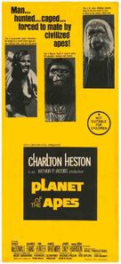 Planet of the Apes - Australian Movie Poster (xs thumbnail)