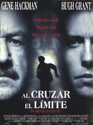 Extreme Measures - Spanish Movie Poster (xs thumbnail)