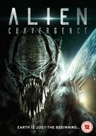 Alien Convergence - British Movie Cover (xs thumbnail)