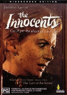 The Innocents - Australian Movie Cover (xs thumbnail)