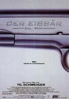 Eisbär, Der - German Movie Poster (xs thumbnail)