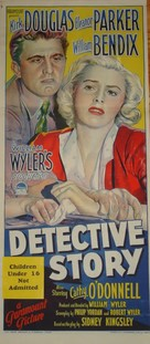 Detective Story - Australian Movie Poster (xs thumbnail)