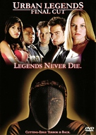Urban Legends Final Cut - DVD cover (xs thumbnail)