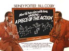 A Piece of the Action - British Movie Poster (xs thumbnail)