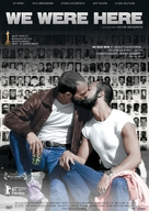 We Were Here - German DVD cover (xs thumbnail)