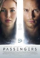 Passengers - Italian Movie Poster (xs thumbnail)