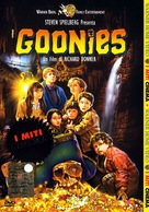 The Goonies - Italian Movie Cover (xs thumbnail)