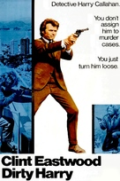 Dirty Harry - Movie Poster (xs thumbnail)