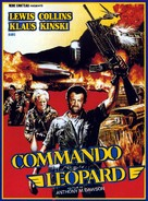 Kommando Leopard - French Movie Poster (xs thumbnail)