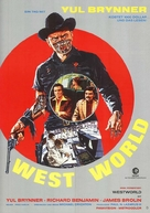 Westworld - German Movie Poster (xs thumbnail)