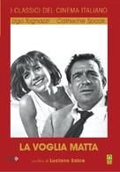 La voglia matta - Italian Movie Cover (xs thumbnail)