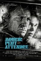 No Time to Die - French Movie Poster (xs thumbnail)