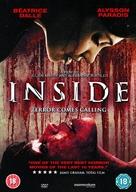 À l'intèrieur - British Movie Cover (xs thumbnail)