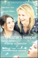 My Sister's Keeper - Swiss Movie Poster (xs thumbnail)