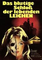 La rose écorchée - German Movie Poster (xs thumbnail)