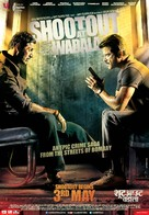 Shootout at Wadala - Indian Movie Poster (xs thumbnail)