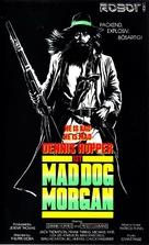 Mad Dog Morgan - German VHS movie cover (xs thumbnail)
