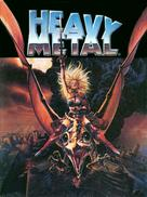 Heavy Metal - DVD cover (xs thumbnail)
