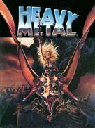 Heavy Metal - DVD movie cover (xs thumbnail)