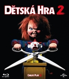 Child's Play 2 - Czech Movie Cover (xs thumbnail)