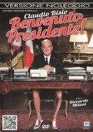 Benvenuto Presidente! - Italian DVD movie cover (xs thumbnail)