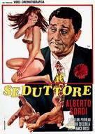 Seduttore, Il - Italian Theatrical movie poster (xs thumbnail)