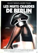 Salon Kitty - French Movie Poster (xs thumbnail)