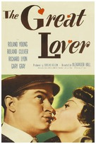 The Great Lover - Movie Poster (xs thumbnail)